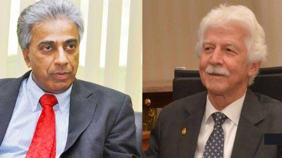 Post-législatives : Arvin Boolell et Paul Bérenger se rencontrent et rassemblent toute l'opposition
