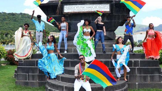 Fête nationale : « levé nou pavyon », un second single pour Prince Kesaven