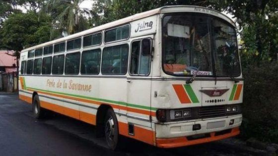 Chamarel : des habitants dénoncent un opérateur de bus pour ses retards
