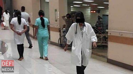 Sept personnels soignants touchés par le coronavirus