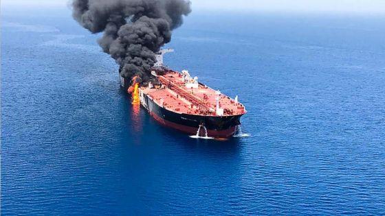 Le pétrole bondit après des attaques contre deux tankers : mieux comprendre ce qui se passe dans le Golfe