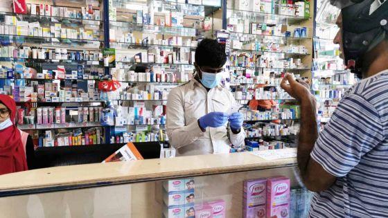 Des pharmacies ouvertes, des Mauriciens s'y rendent