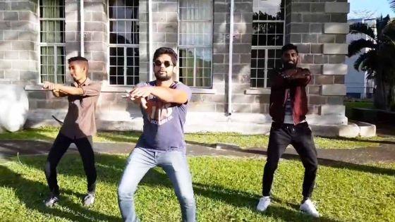 Une vidéo marrante de trois étudiants de l'UoM fait le buzz sur Facebook