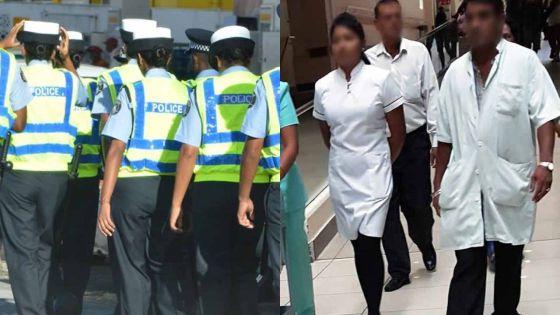 Accès aux supermarchés : le personnel du corps médical et les policiers exemptés de l'ordre alphabétique