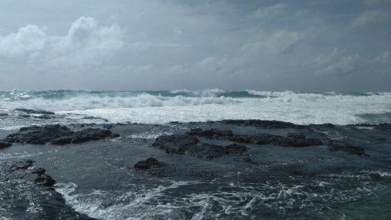 Soudaine montée des eaux à  Poste La-Fayette