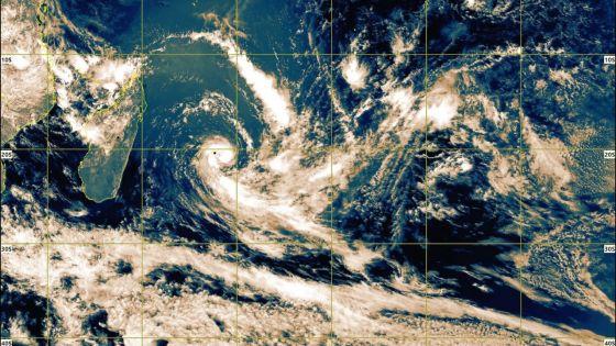 Météo : la forte tempête tropicale Calvinia reste stationnaire, l'alerte 3 maintenue