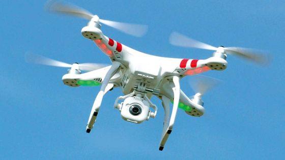 Législatives 2019 : les drones formellement interdits le 22 octobre ainsi que les 7 et 8 novembre