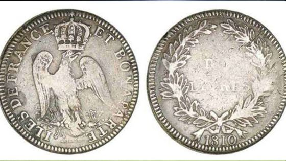 La piastre Decaen mauricienne, une pièce qui vaut aujourd'hui de l'or, la seule pièce de monnaie qui a été produite localement