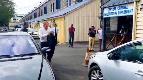 CCID : deuxième jour d'interrogatoire de Pierre Noël