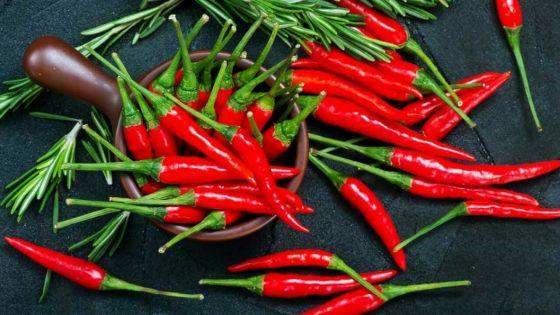 Panier de la ménagère : le piment en vente jusqu'à Rs 155 le demi-kilo