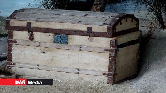 Rodrigues : Richard Payendee porte plainte pour une photo qui le lie au «trésor» découvert récemment