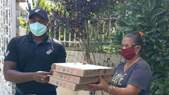 Journée internationale des familles : Domino's Pizza offre des pizzas à deux associations