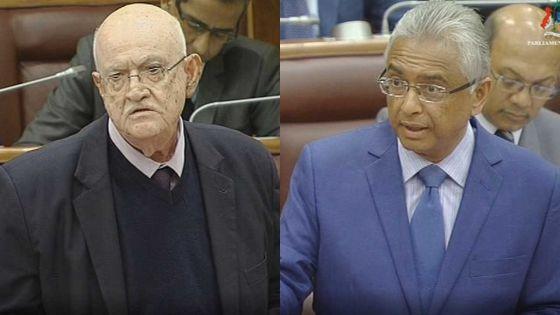 MBC : Rajesh  Bhagwan interpelle le PM sur le directeur général par intérim
