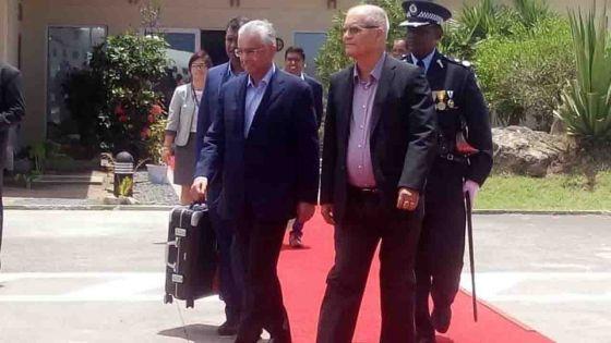 Pravind Jugnauth : « Rodrigues est résiliente et est en train de se relever »