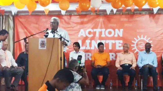 Congrès du MSM à Vacoas-Phoenix : Pravind Jugnauth parmi les orateurs