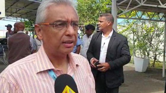 Pravind Jugnauth : «Je souhaite que ces élections générales se déroulent de manière exemplaire »