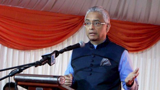 Pravind Jugnauth: «Certains membres de la presse tentent de minimiser les réalisations du gouvernement»