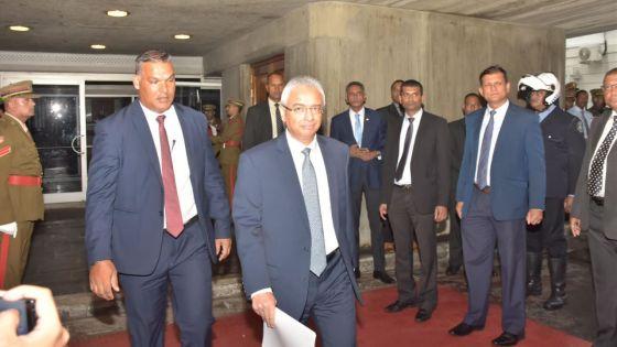 Boycott de l'opposition : « Bann membres lopozysion zot komik », dit le PM