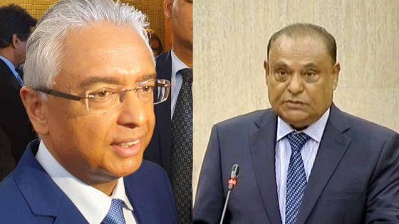 Pravind Jugnauth interrogé sur le nouveau Speaker Sooroojdev Phokeer : «Mo pa konn auken polemique autour de li mwa»