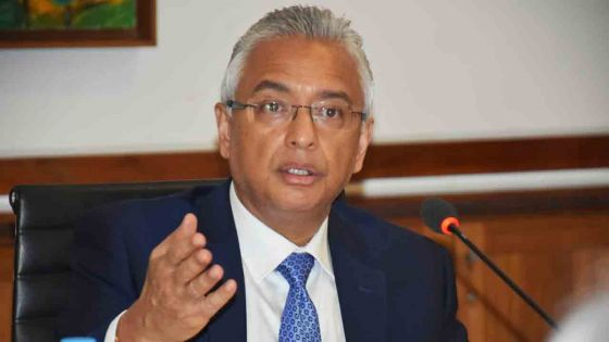 Le Premier ministre se rend à Rodrigues jeudi