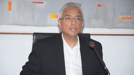 Brutalités policières en marge du couvre-feu : « mo kapav asire pa pou toler person », affirme Pravind Jugnauth