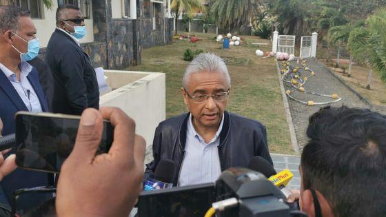 Fuite d'huile du Wakashio : «Nou pas expert, nou guide par seki expert dir», dit le PM