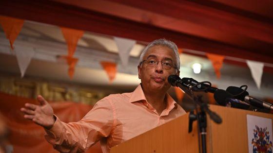 Congrès du MSM : tirant à boulets rouges sur Bodha et Bérenger, Pravind Jugnauth lance un appel aux «militants» pour le soutenir