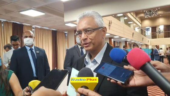 Covid-19 : Pravind Jugnauth confirme un cas local positif