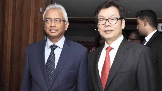 70e anniversaire de la République populaire de Chine : «J'ai confiance en l'avenir de nos relations», affirme l'ambassadeur de Chine à Maurice