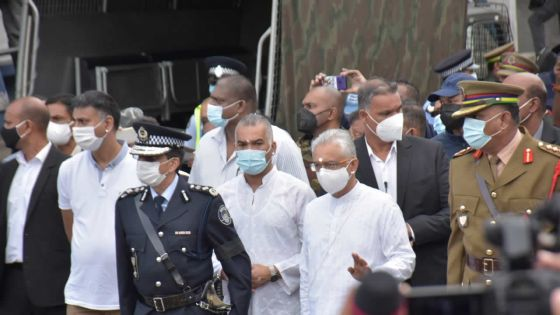 Décès de SAJ : le PM remercie tous ceux qui ont témoigné de leurs sympathies