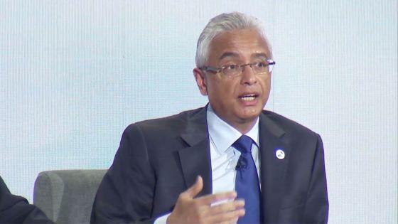 UK-Africa Summit : plaidoyer du PM pour attirer des experts étrangers pour «faire de Maurice un pays à haut revenu»