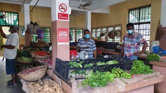 Baisse du prix des légumes attendue, selon la Small Planter's Association