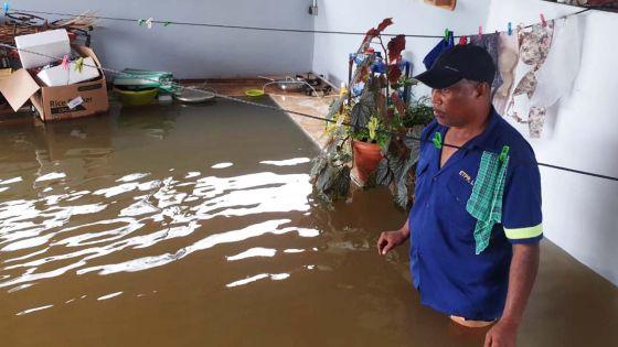 Inondations à Pont-Lardier : la détresse de la famille Brosse