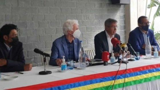 Xavier-Luc Duval : «Revoir la politique d'ouverture afin de ne pas exposer Maurice aux variants dangereux»