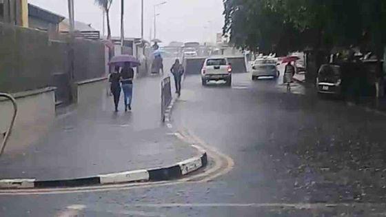 Météo : l'avis de fortes pluies levé