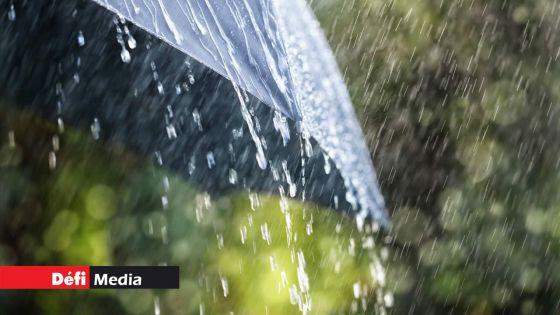 Météo : des averses modérées à fortes dans l'après-midi