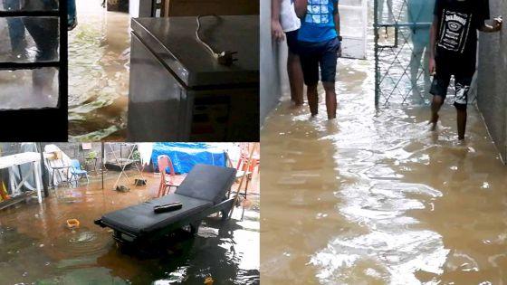 Les régions ouest et sud-ouest copieusement arrosées : des habitants surpris par la soudaine montée des eaux