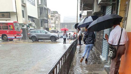 Météo : des averses accompagnées d'orages attendues ce jeudi
