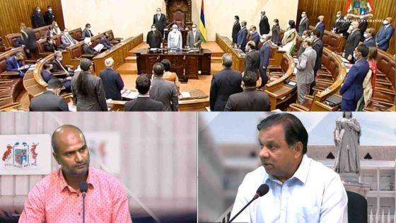Parlement : suivez en direct la PNQ axée sur Landscope Mauritius