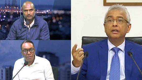 Révocation de Collendavelloo : suivez en direct la conférence de presse du Premier ministre