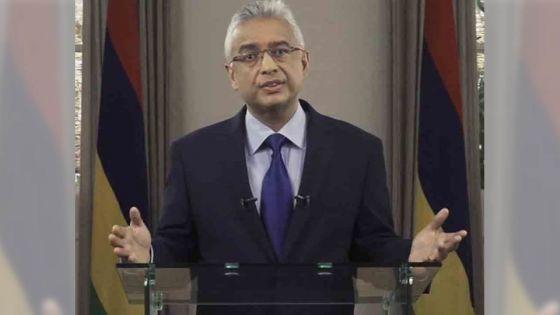 Le PM ne s'adressera pas à la Nation ce samedi