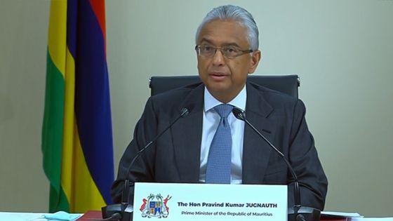 Rapport du PRB : suivez en direct la conférence de presse du PM