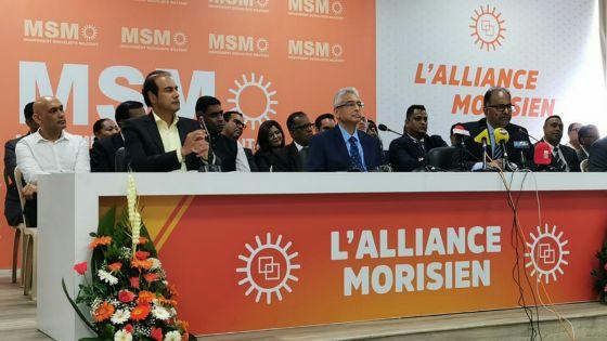 Le PM sur les élections villageoises : «L'alliance PTR, MMM, PMSD et le Reform Party, se zot kin gagn enn bate bef»