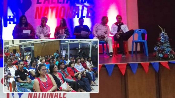 Rama Sithanen : «Le taux de chômage des femmes est deux fois plus important que celui des hommes»