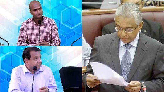 Parlement : suivez en direct la PNQ
