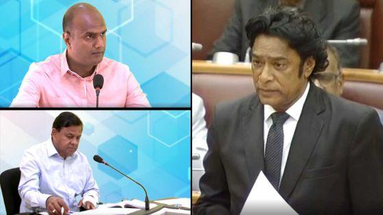 Parlement : suivez en direct la PNQ sur le Metro Express