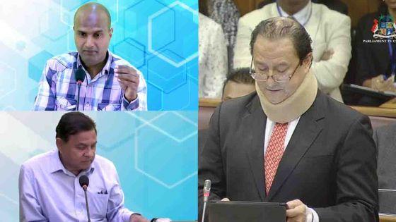 Parlement : suivez la PNQ sur le CSR