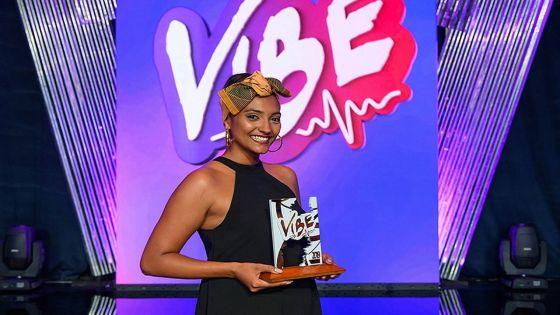 Aurélie Paul remporte la deuxième édition de VIBE Moris®