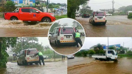 [Urgent] Un avertissement de pluies torrentielles en vigueur à Maurice