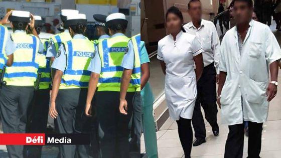 Supermarchés : l'exemption aux policiers et personnel du corps médical annulée